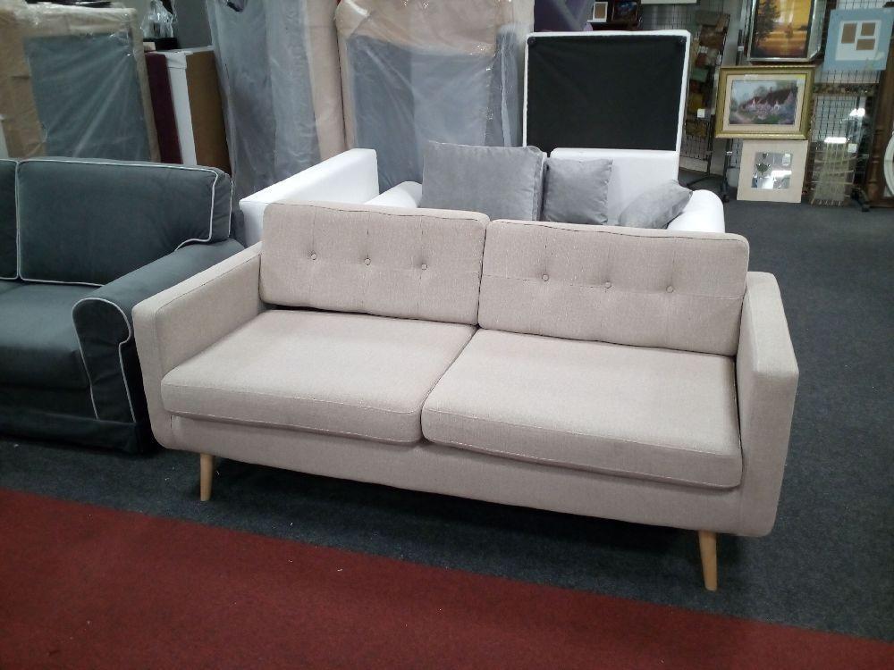 canape 3 places scandinave neuf la cabane du troc. Black Bedroom Furniture Sets. Home Design Ideas