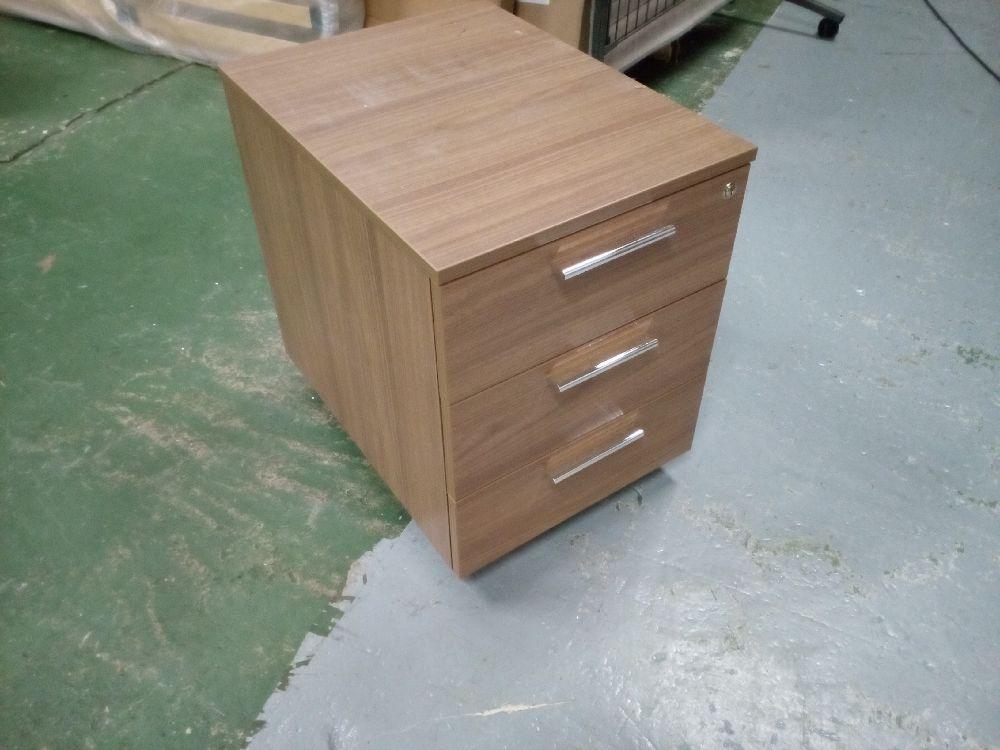 Caisson de bureau neuf 3 tiroirs occasion la cabane du troc - Caisson de bureau occasion ...