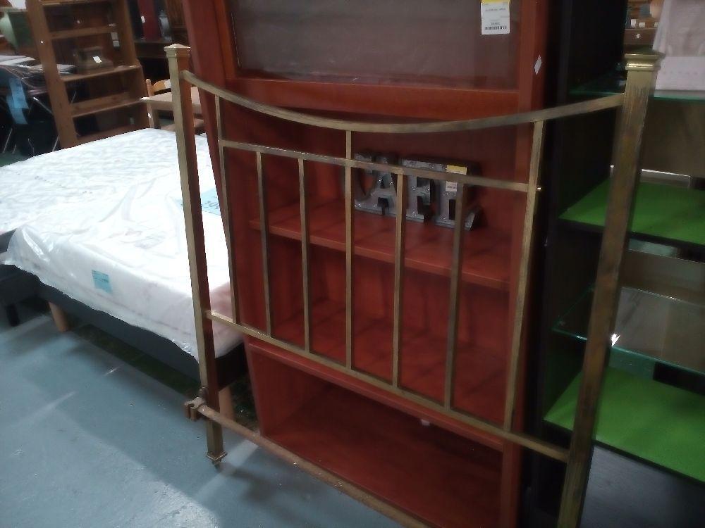 lit 120 x 190 laiton occasion la cabane du troc. Black Bedroom Furniture Sets. Home Design Ideas