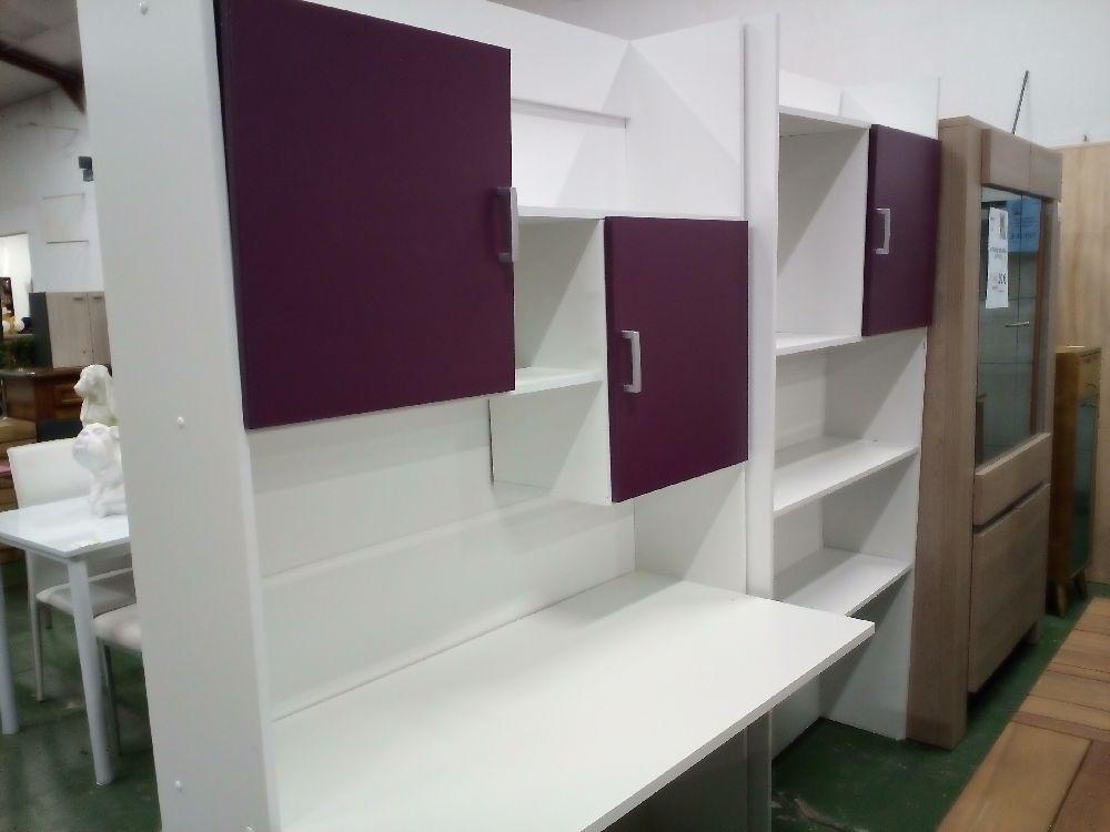 Meuble bureau tag re occasion la cabane du troc for Meuble bureau etagere