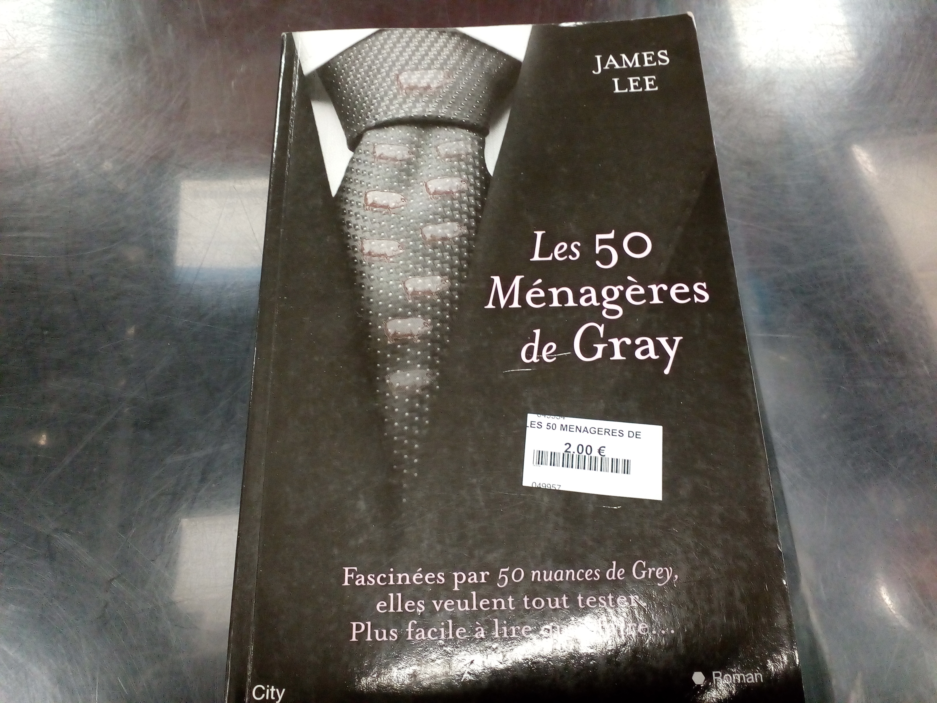 LES 50 MENAGERES DE GRAY