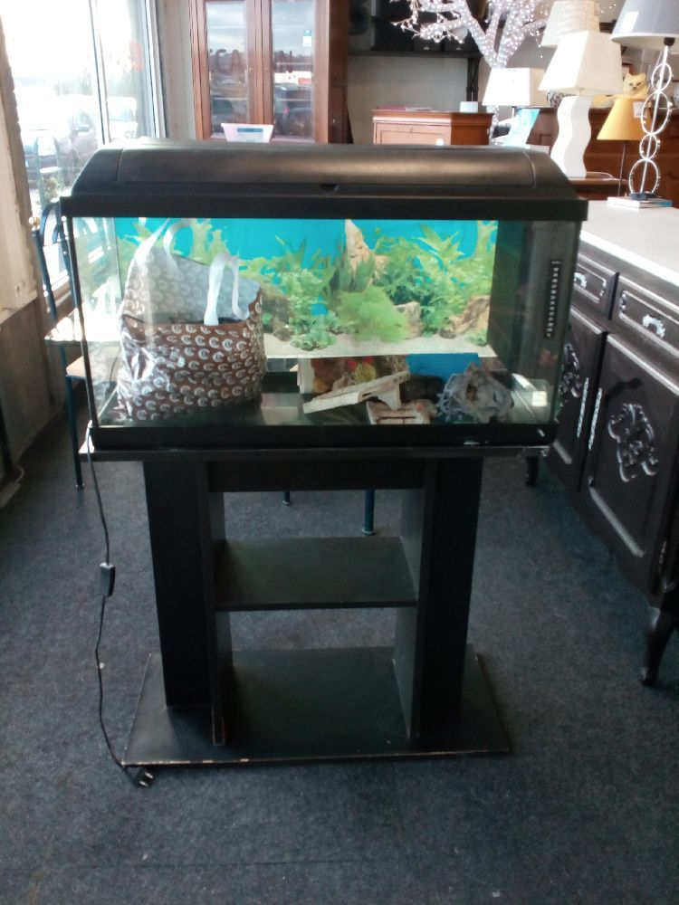 AQUARIUM 160L + MEUBLE