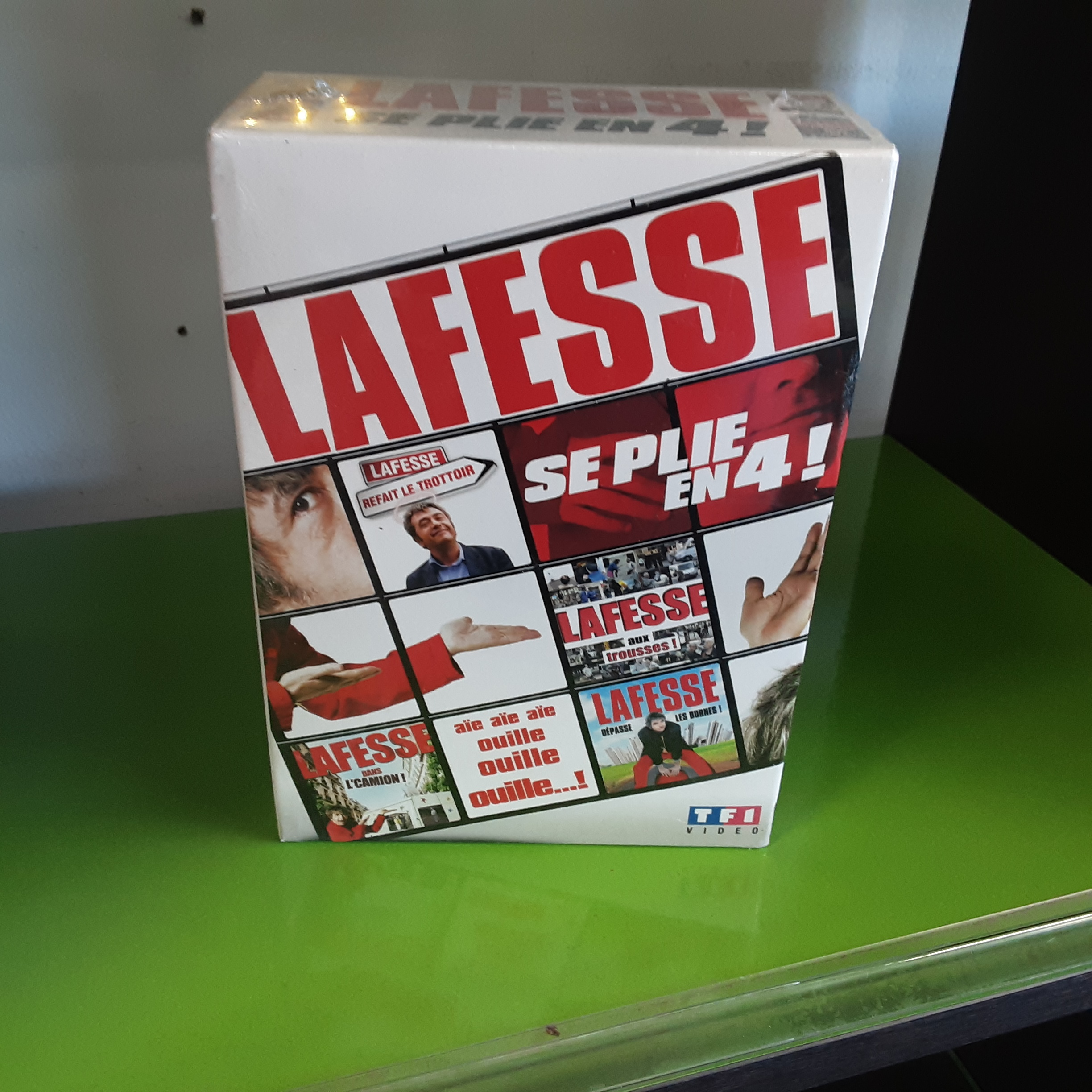 COFFRET LAFESSE