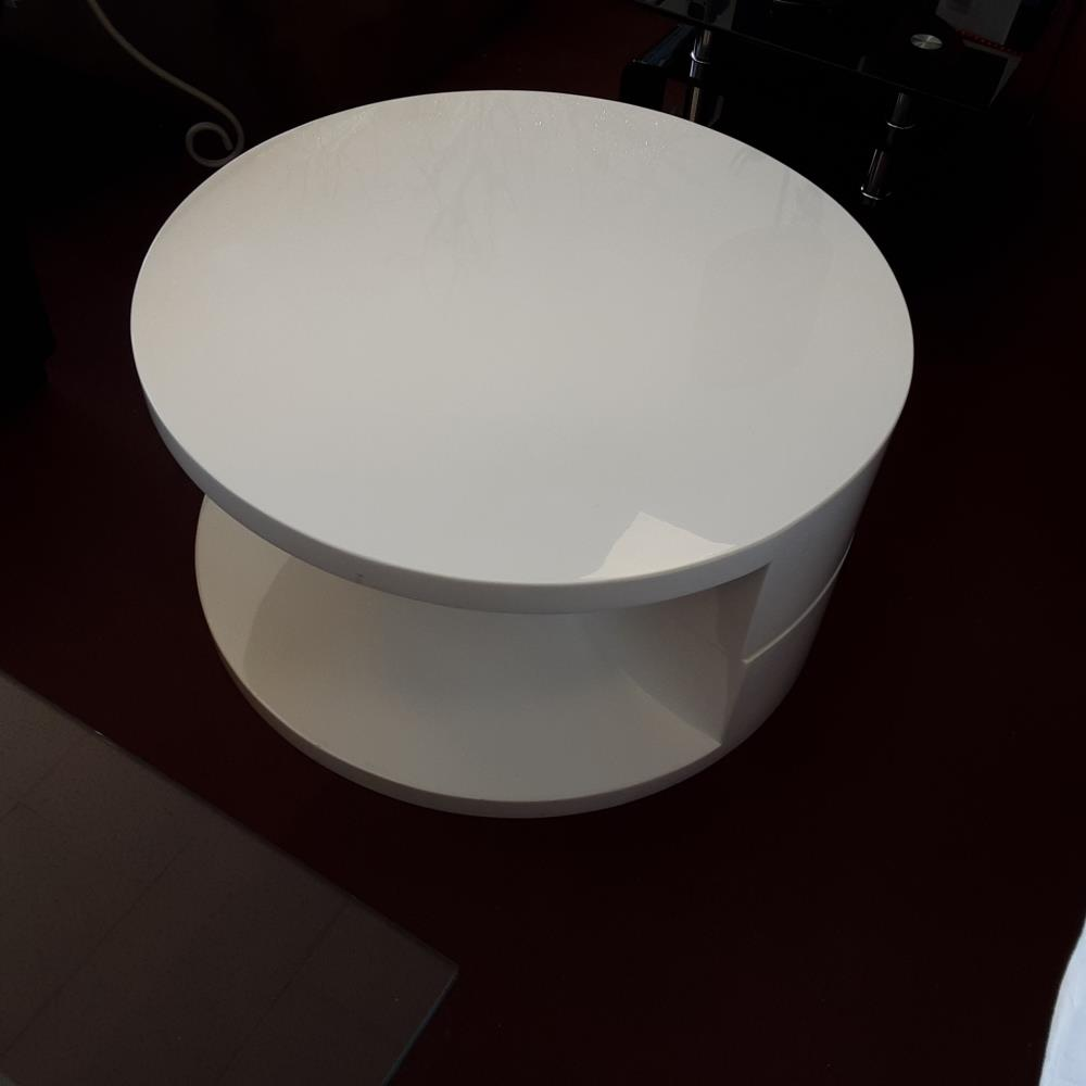 TABLE BASSE LAQUÉ