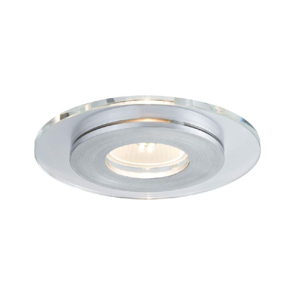 PREMIUM LED SET SINGLE SHELL - 3X 3,5W - ALU/GLAS