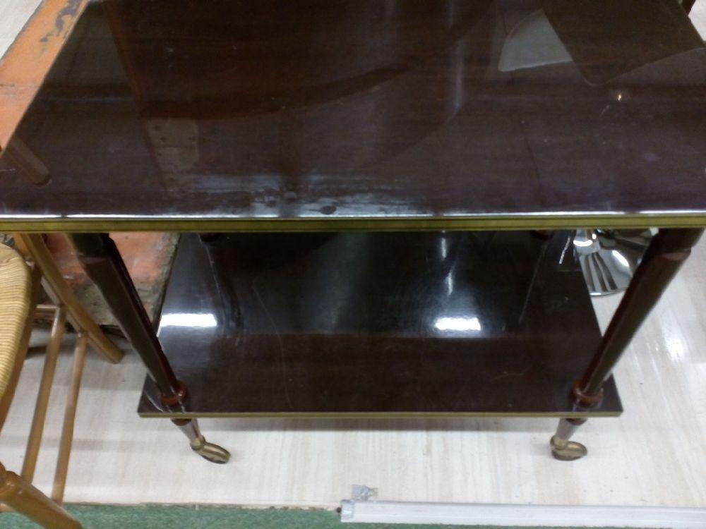 desserte vintage occasion le troc. Black Bedroom Furniture Sets. Home Design Ideas