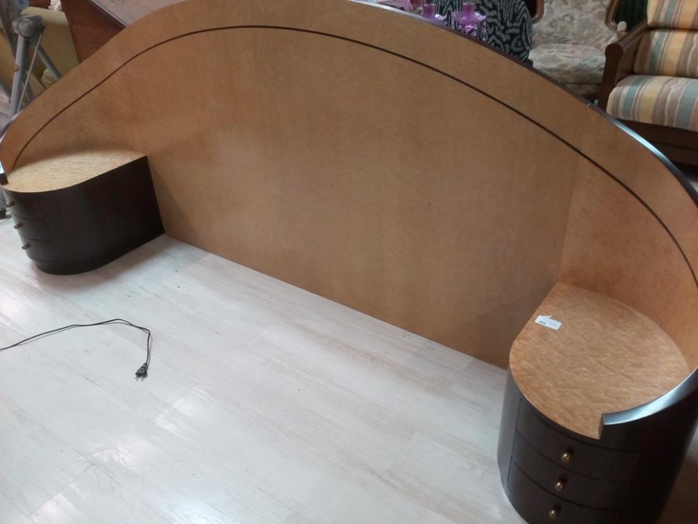 tete de lit 160 design occasion le troc. Black Bedroom Furniture Sets. Home Design Ideas