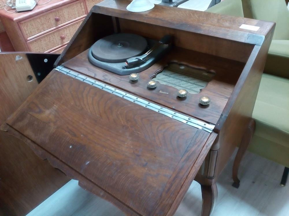 tourne disque radio super tone occasion le troc. Black Bedroom Furniture Sets. Home Design Ideas