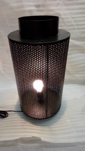 LAMPE TUBE INDUSTRIEL METAL
