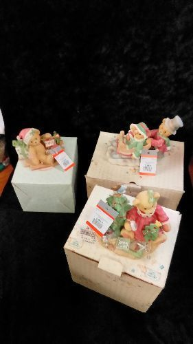 FIGURINE CHERISHED TEDDIES