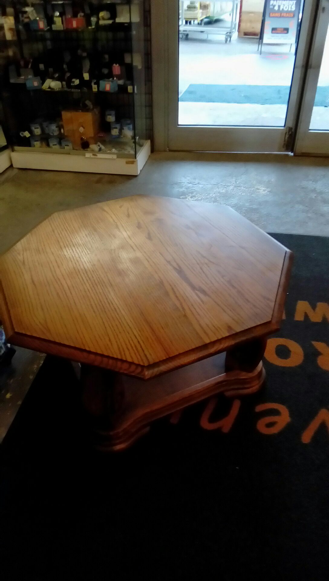 Table Basse Bois Occasion Troc Richwiller
