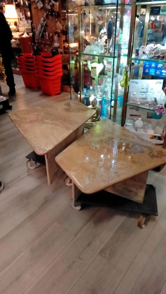 Table Basse Marbre 2 Pieces Occasion Troc Richwiller