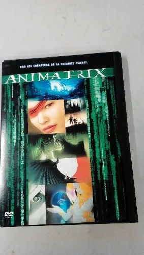 DVD ANIMATRIX