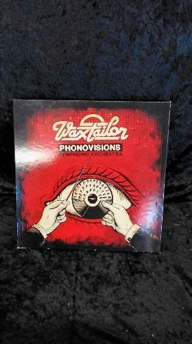 COFFRET WAX TAILOR PHONOVISIONS SYMPH ORCHESTRA