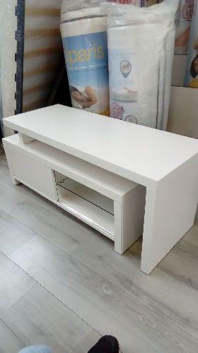 meuble tv blanc occasion troc richwiller. Black Bedroom Furniture Sets. Home Design Ideas