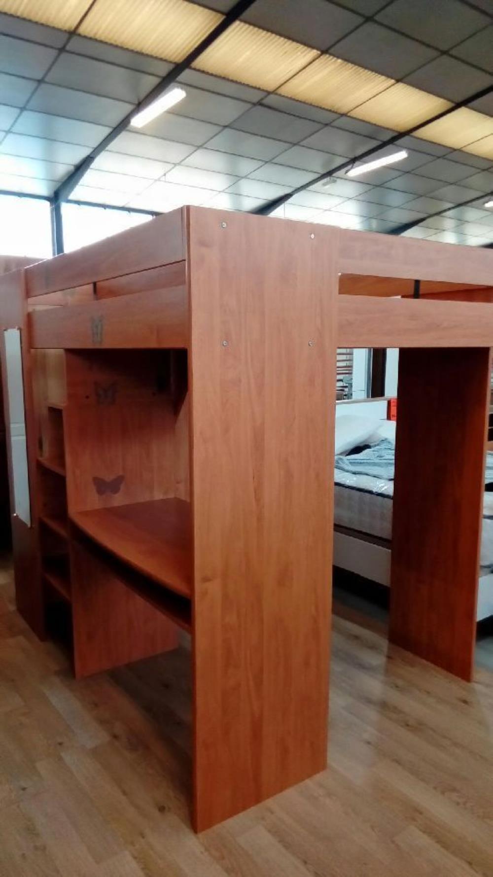 lit mezzanine gaultier occasion troc richwiller. Black Bedroom Furniture Sets. Home Design Ideas