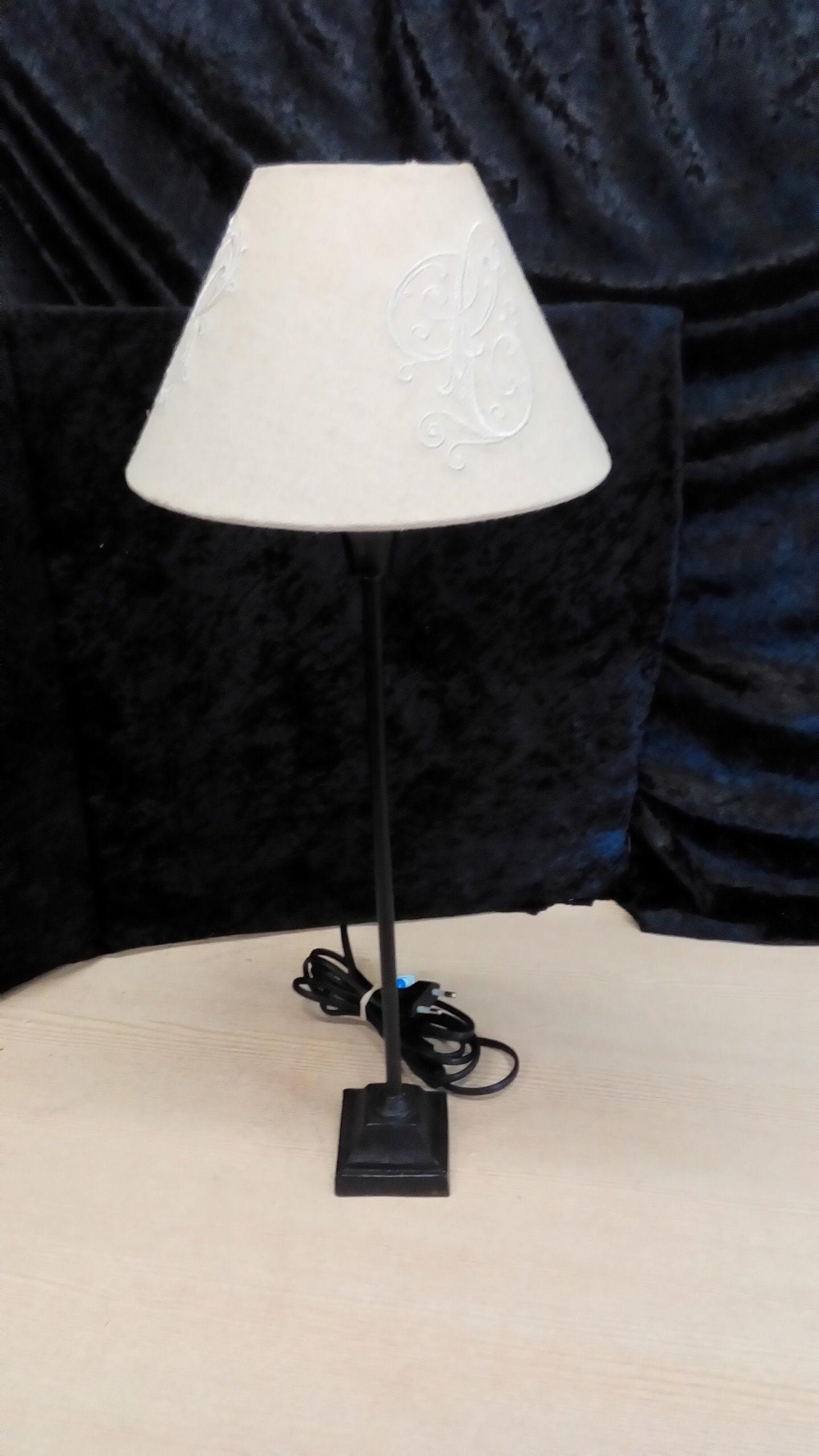 Lampe De Chevet Pied Noir Occasion Troc Richwiller
