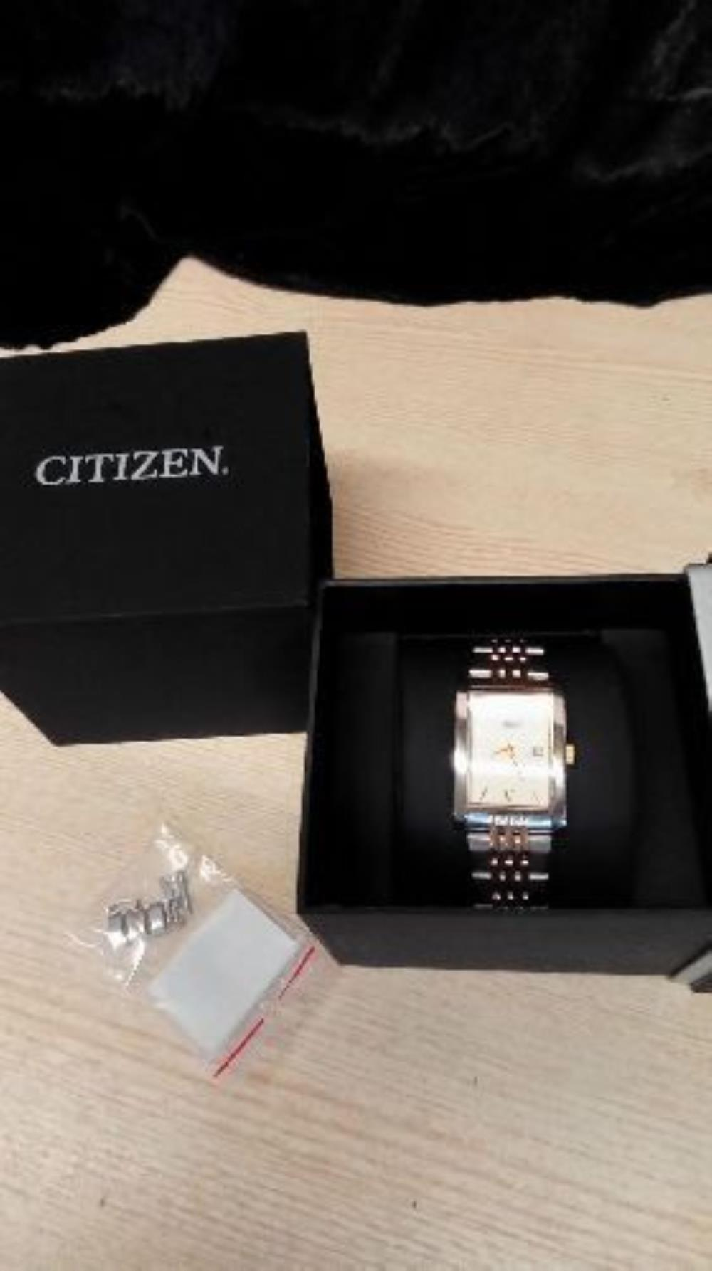 MONTRE HOMME CITIZEN QUARTZ
