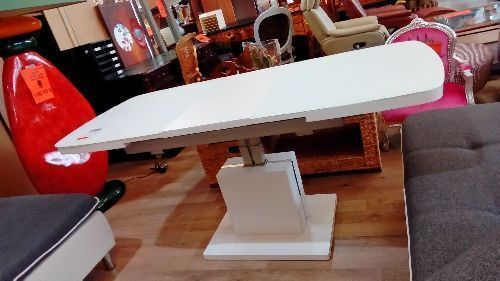 TABLE BASSE RELEVABLE EXTENSIBLE (1707BL)