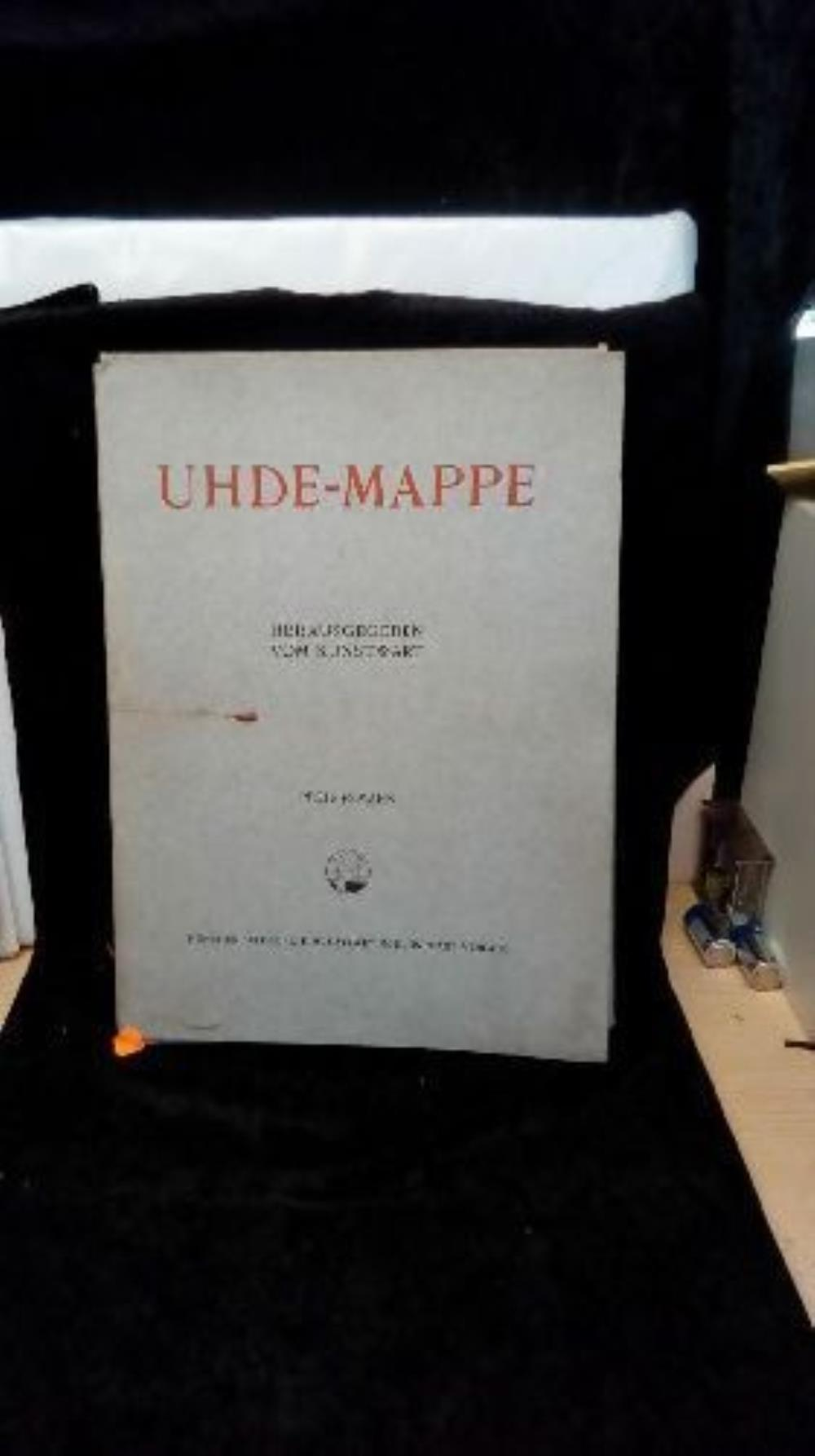 DOCUMENTS UHDE MAPPE