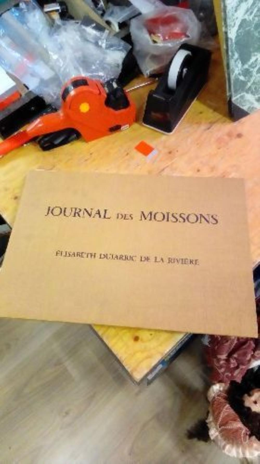 JOURNAL DES MOISSONS