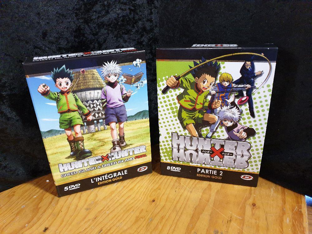 COFFRET DVD HUNTERXHUNTER