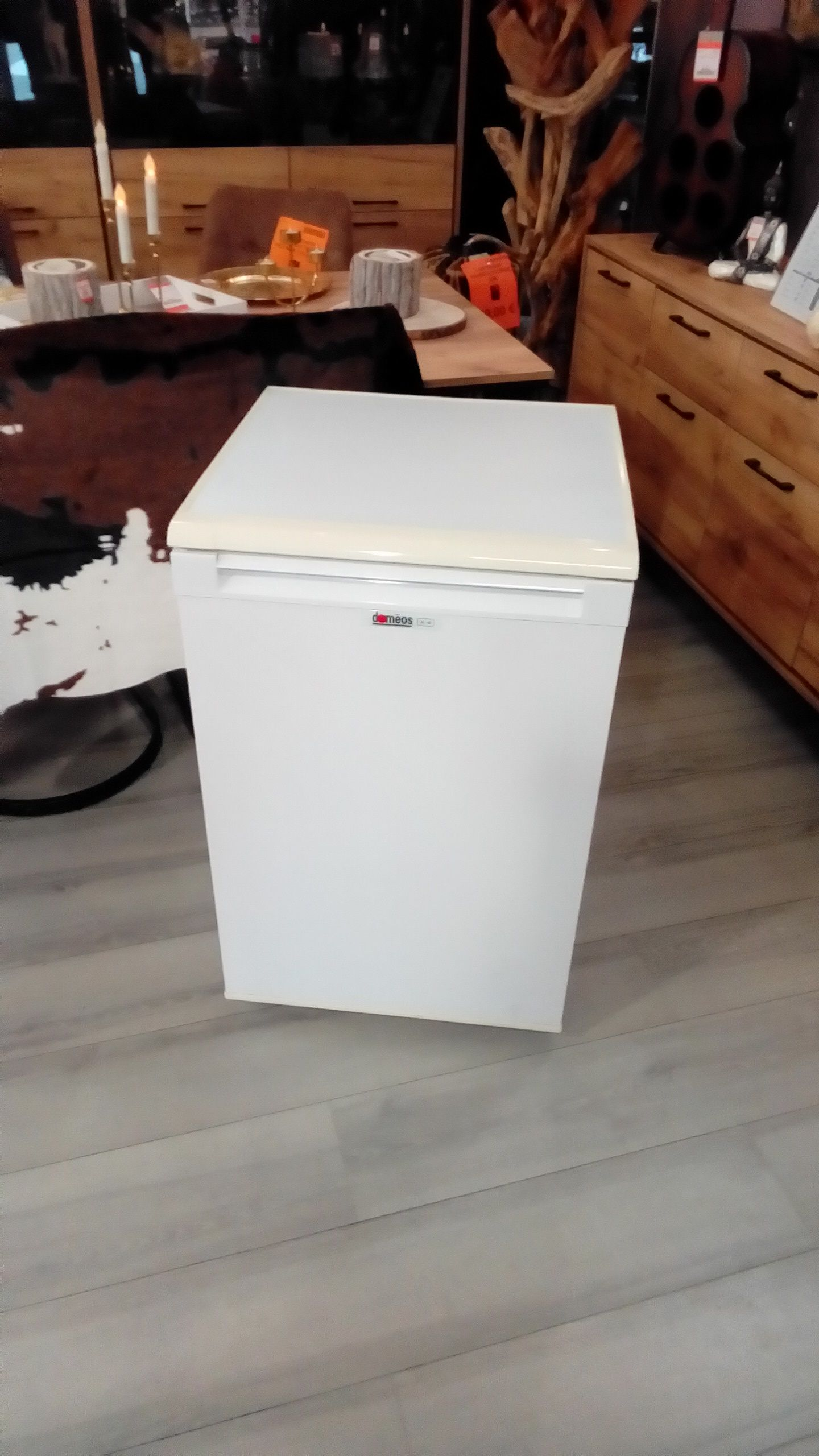 FRIGO TABLE TOP DOMEOS