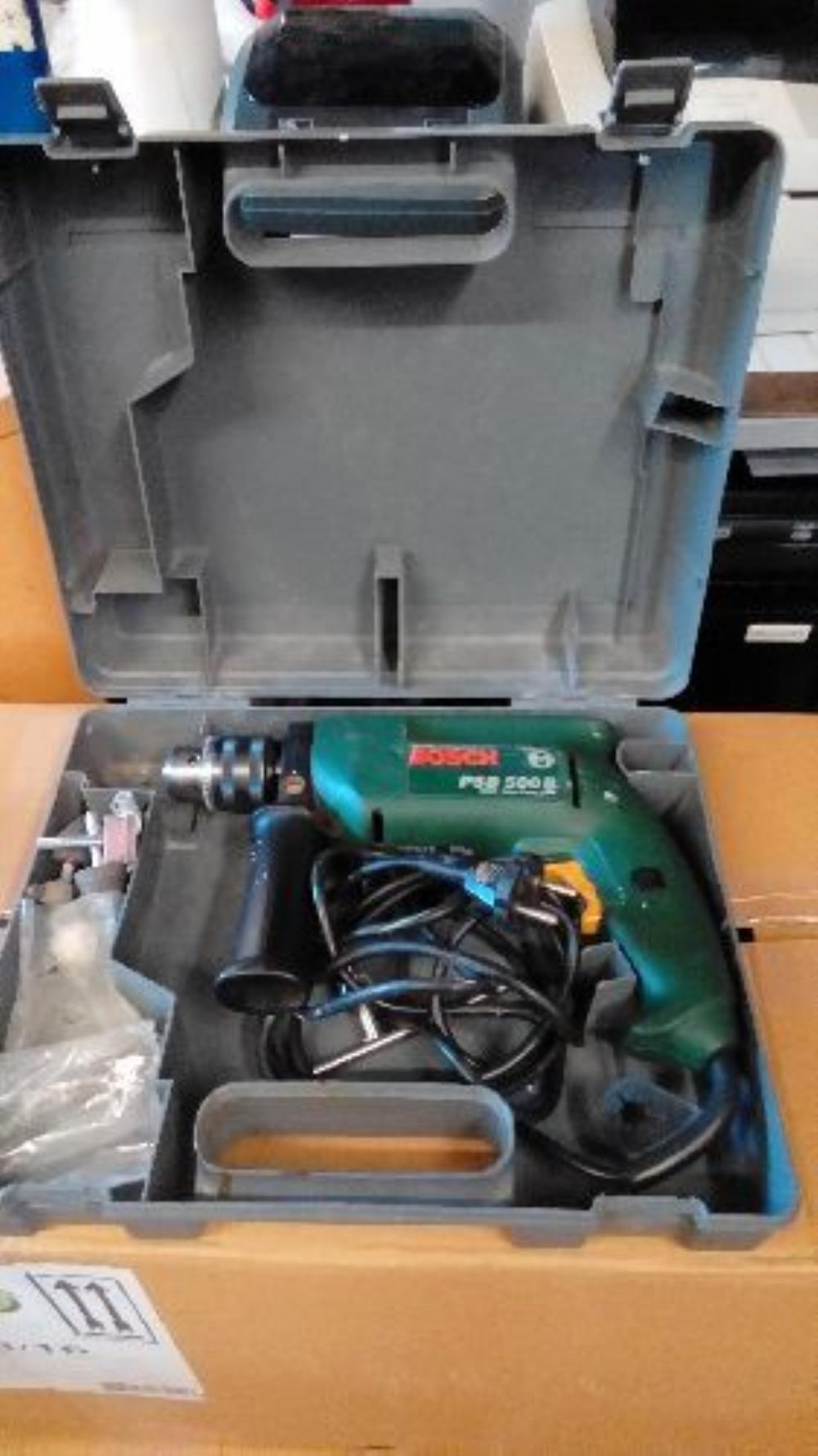 PERCEUSE BOSCH500W
