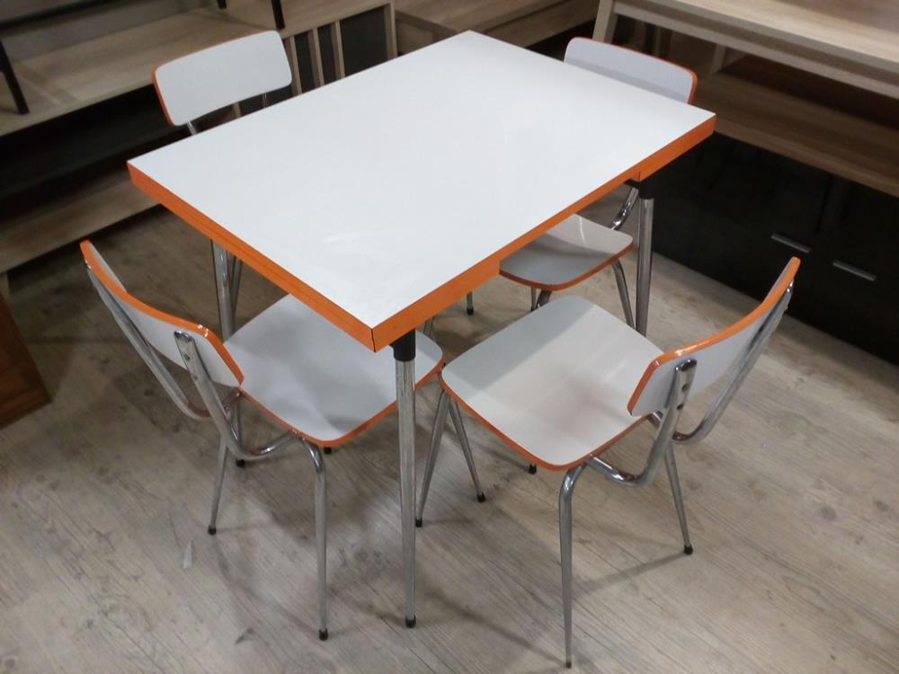 Table4 Occasion Sgzmvupq Formica Troc Chaises 24 shCxrQtd