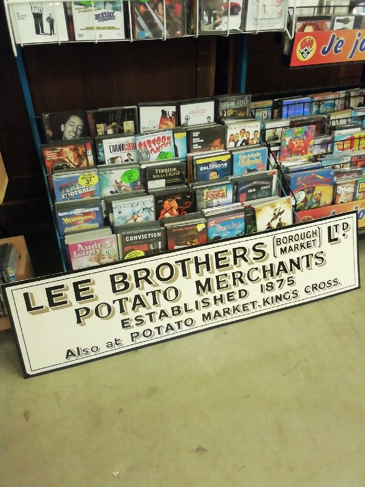 PLAQUE LEE BROTHERS