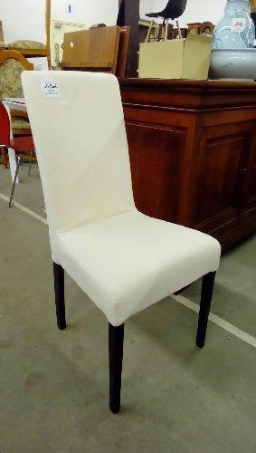 chaise bellissima tissu bois occasion troc nancy. Black Bedroom Furniture Sets. Home Design Ideas