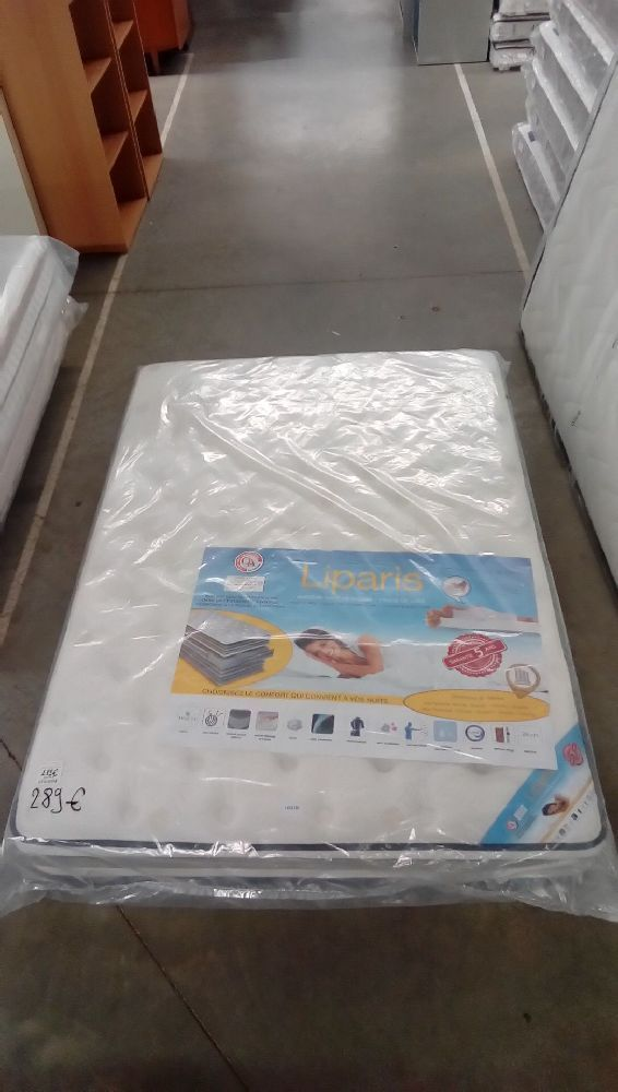 Matelas Liparis 140x190 Occasion Troc Nancy