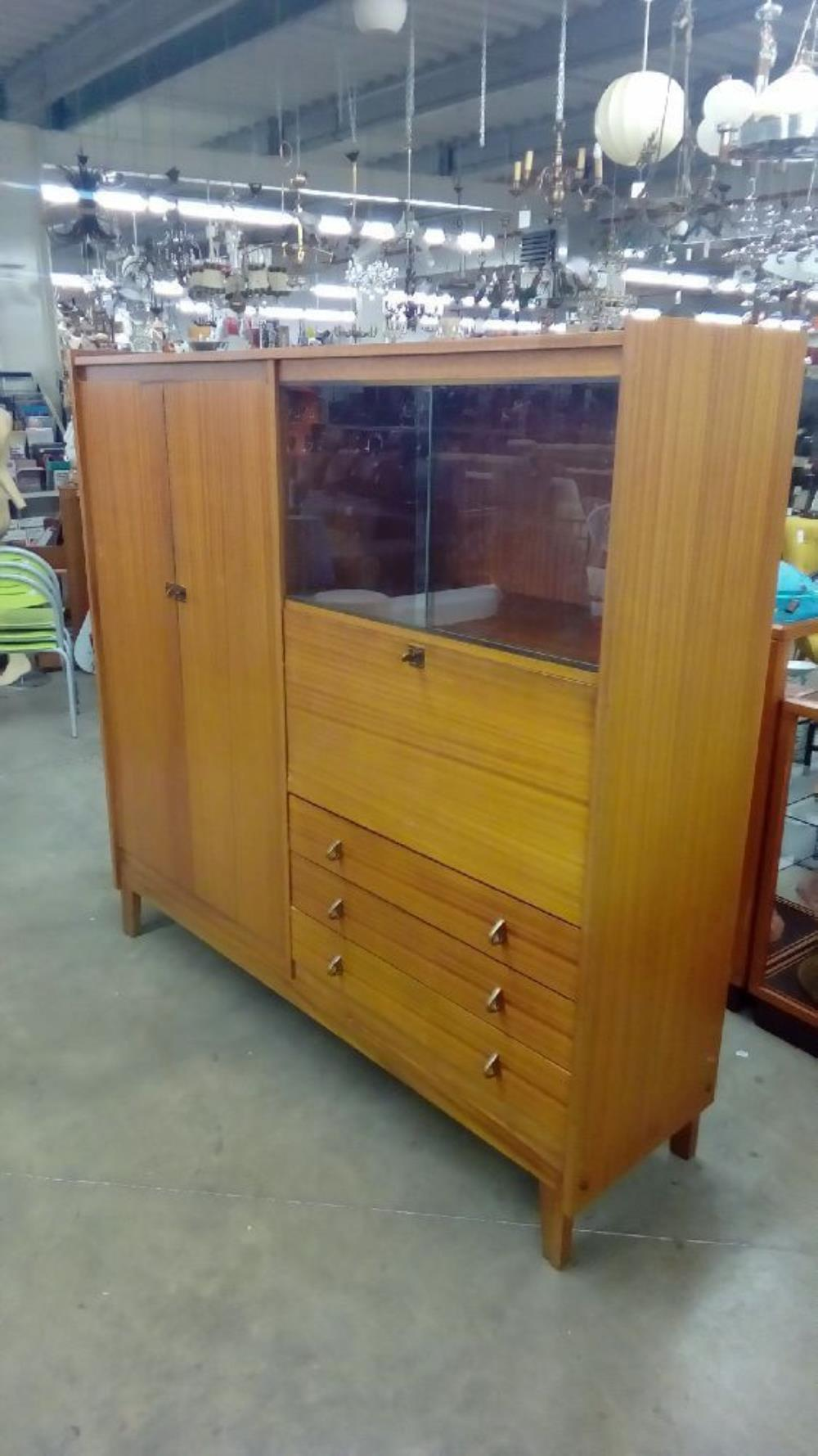 meuble secr taire 1960 occasion troc nancy. Black Bedroom Furniture Sets. Home Design Ideas