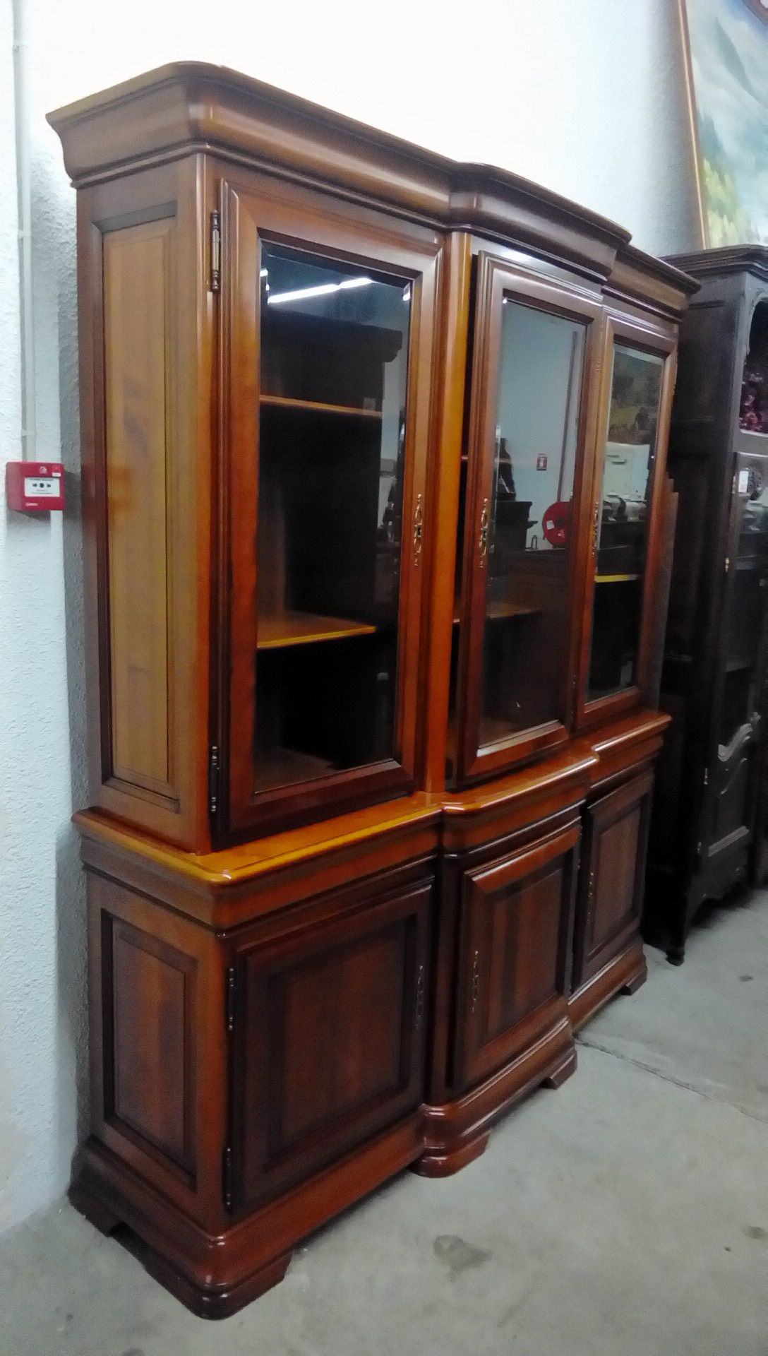 biblioth que style lp occasion troc nancy. Black Bedroom Furniture Sets. Home Design Ideas