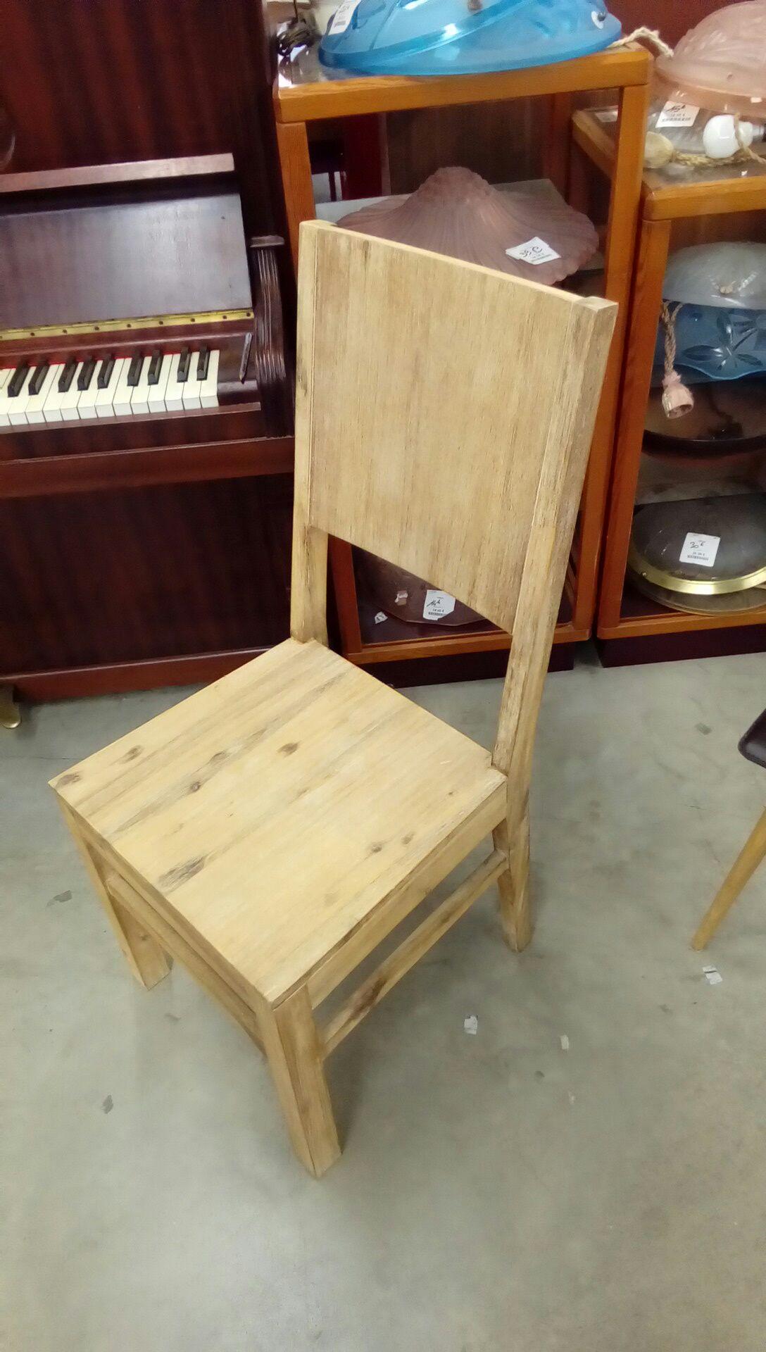 chaise bois occasion troc nancy. Black Bedroom Furniture Sets. Home Design Ideas