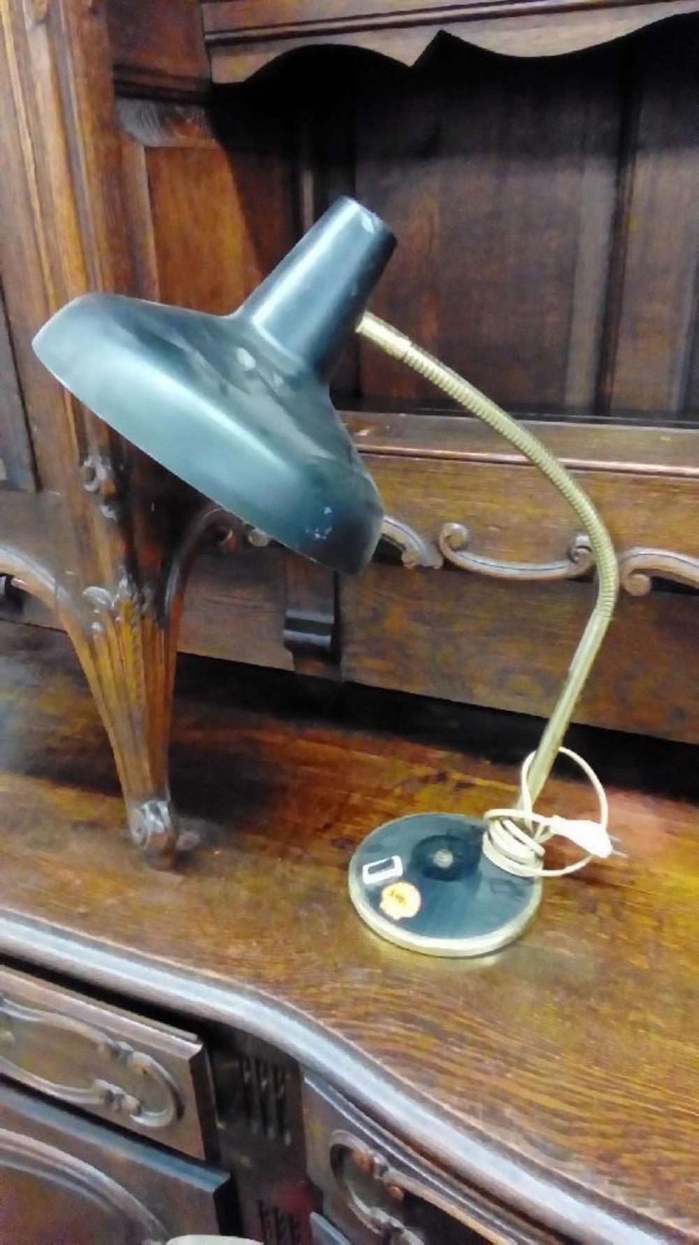 Lampe De Bureau Vintage Occasion Troc Nancy