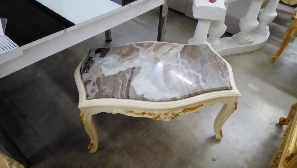 Table Basse Baroque Avec Marbre Occasion Troc Forbach