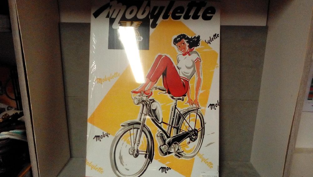 TABLEAU MOBYLETTE REPRO