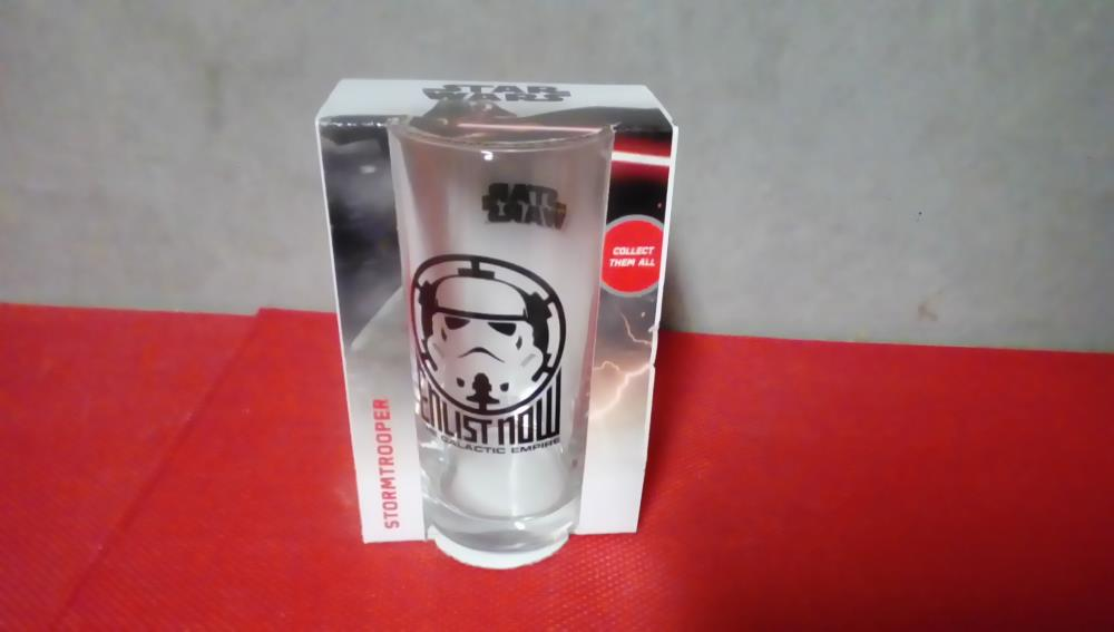 VERRE COLLECTION STAR WARS