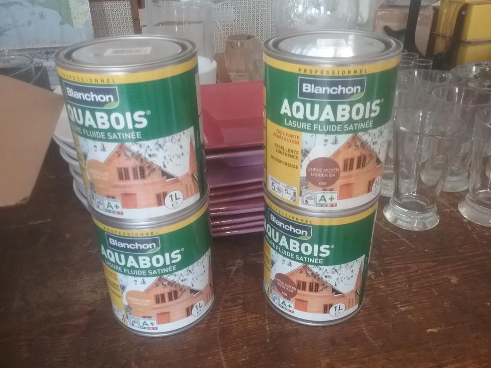 LASURE AQUABOIS 1L
