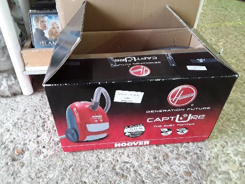 ASPIRATEUR HOOVER CAPTURE