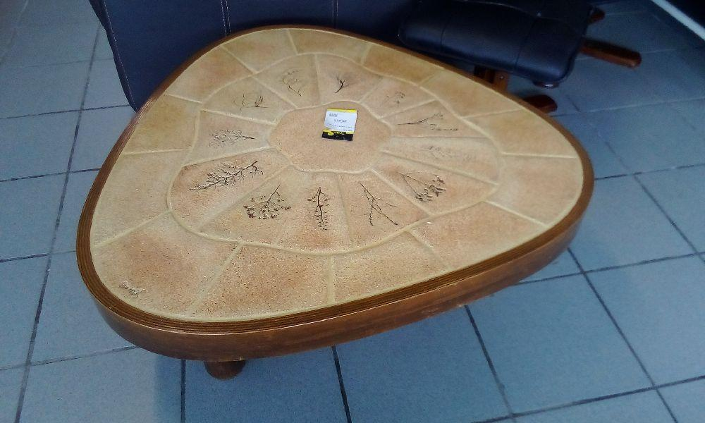 TABLE BASSE VALLAURIS occasion - Troc Bourges