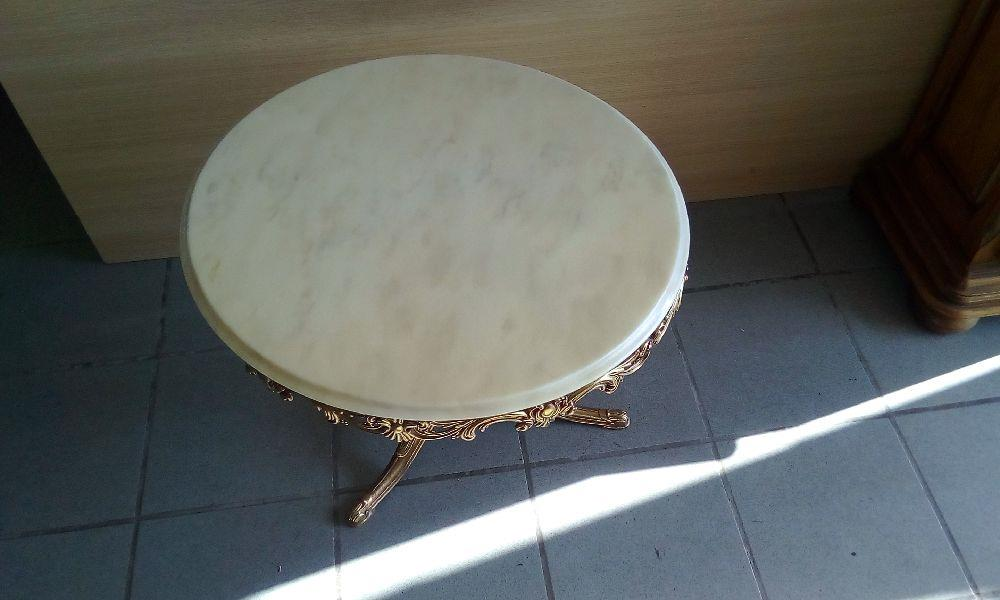 TABLE BASSE MARBRE occasion - Troc Bourges