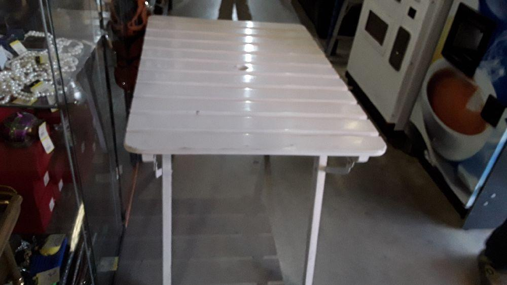 TABLE DE JARDIN PLIANTE occasion - O-Troc34