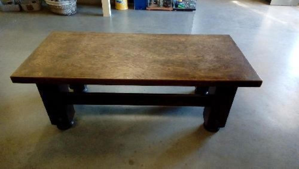 Table Basse Bois Occasion O Troc34