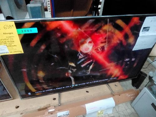 TV PANASONIC TX55DX600E