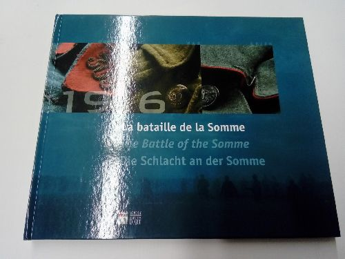 LIVRE BATAILLE SOMME