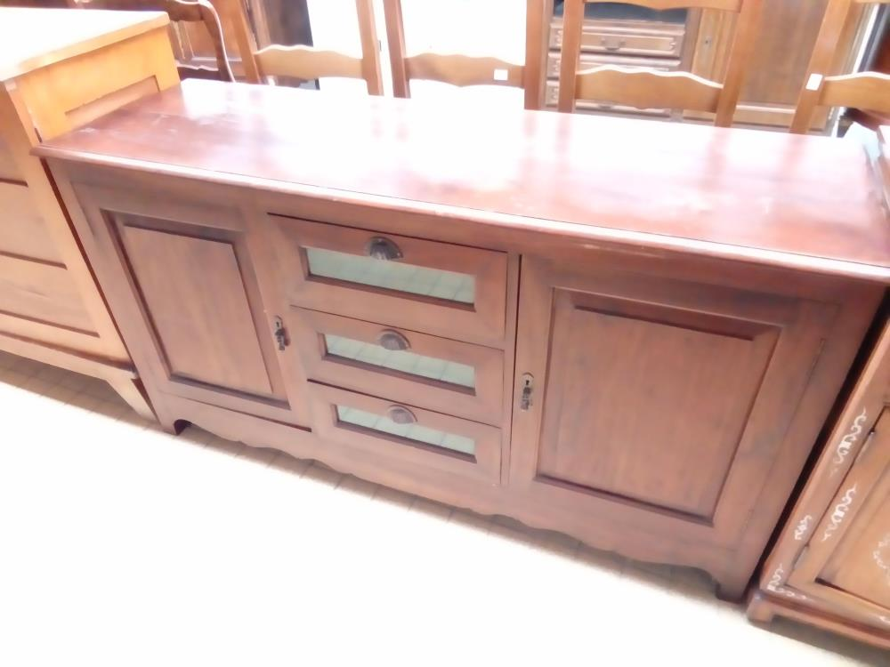 BUFFET BAS EXOTIQUE GRAINETIER