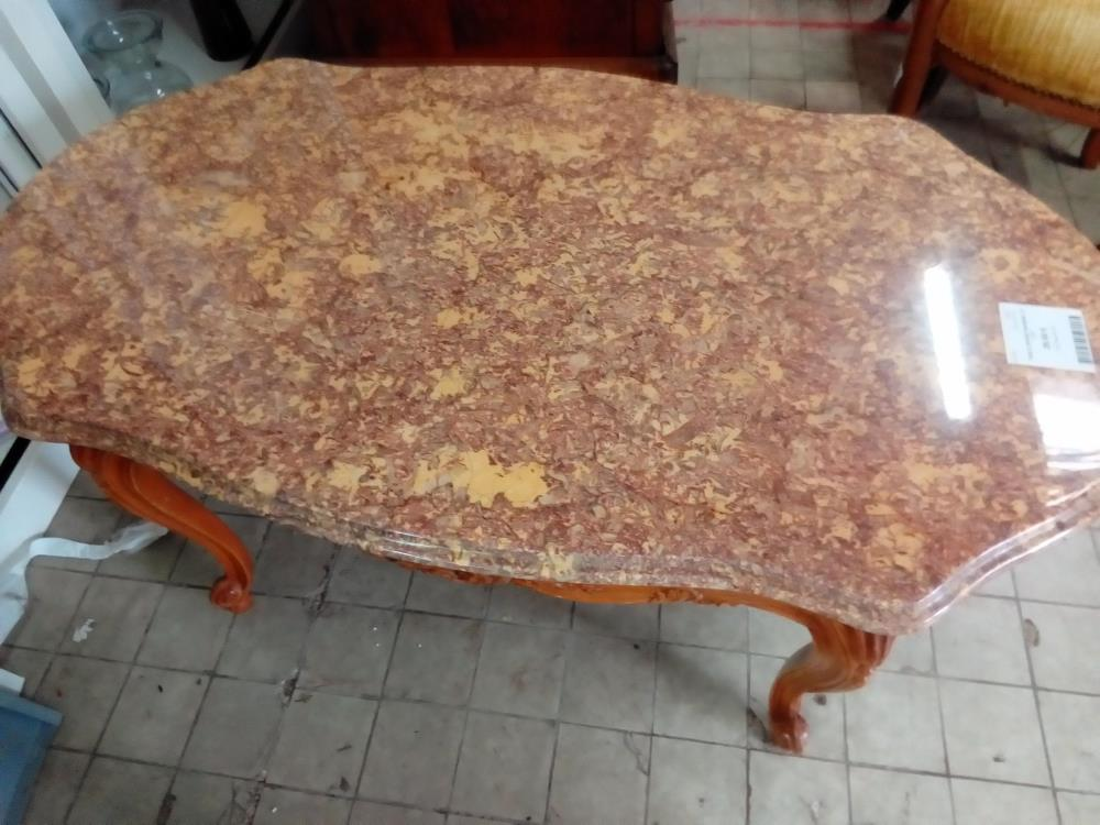 TABLE BASSE MARBRE ST LXV