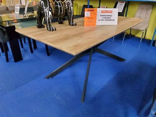 TABLE ELS CHENE 180/90